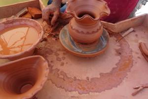 Atelier de poterie à Loulé