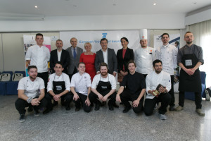 CTN participates at the European Young Chef Award
