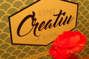 Deixa anar la teva creativitat a l'Espai Creatiu de la Bisbal