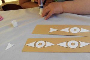 Cardboard workshop in Loulé