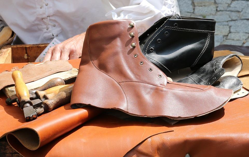 chaussure toscane