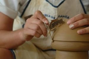 Imparara nella Scuola di Ceramica della Bisbal