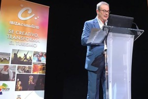 Entrevista de Mr./D. Vicente Torres Guasch, Vicent Torres, presidente del Consell Insular d'Eivissa