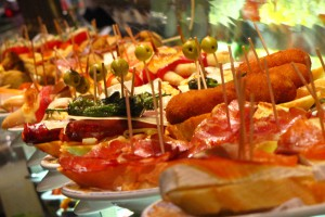 """Tapas"" workshop in Barcelona"