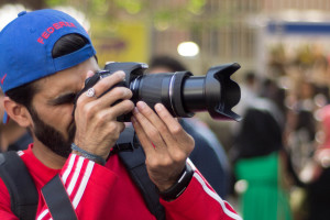 Photographic rally in Barcelona