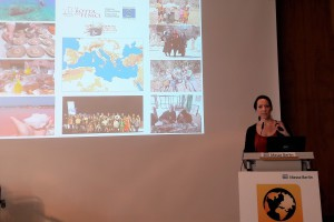 Presentation within the UNWTO Silk Road Tour Operators Forum at ITB Berlin