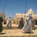 Creative Tourism Network - NewHermopolis 13 - Stick dancing