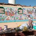 Creative Tourism Network - NewHermopolis 5 Hassan El-Shark, native artist