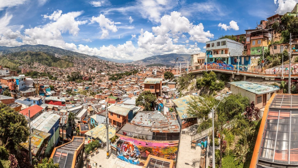 comuna-13 Creative Tourism Network