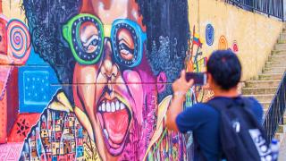 graffiti Creative Tourism Network