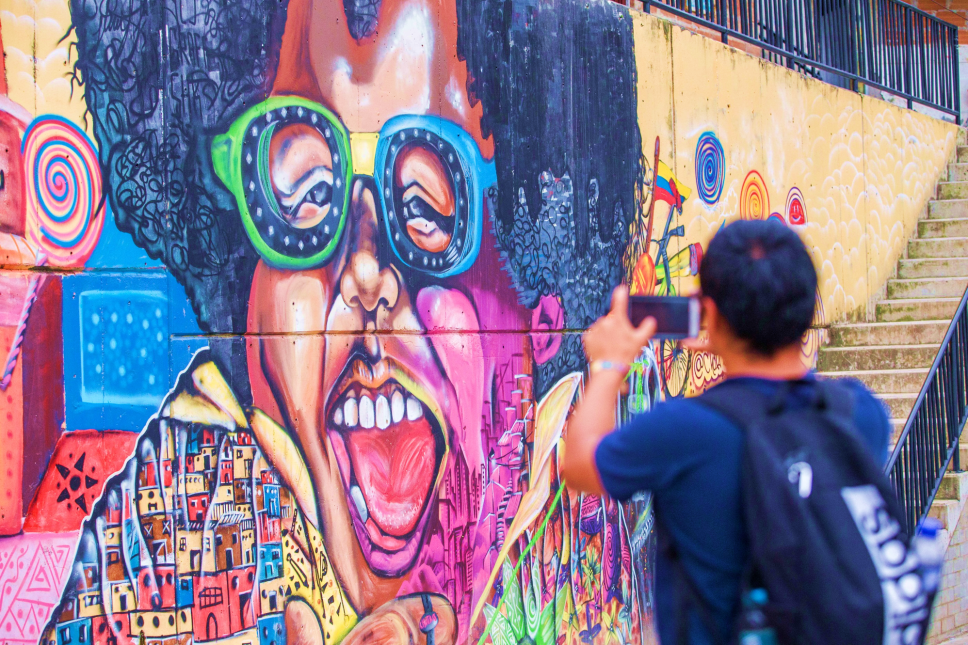 graffiti Creative Tourism Network
