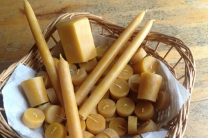 Miel en mer – beeswax candle making workshop