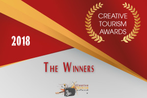 Creative Tourism Awards: the winners revealed!