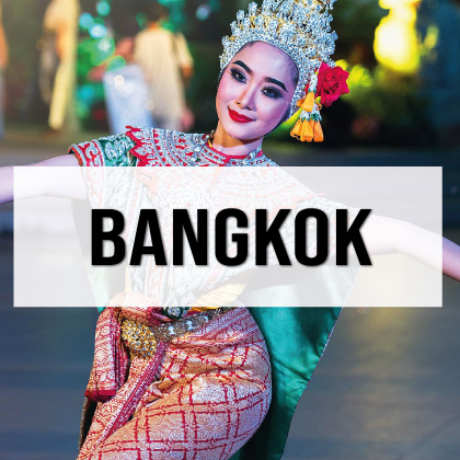 Bangkok Creative Tourism Destination