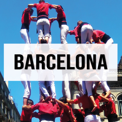 Barcelona Creative Tourism Destination