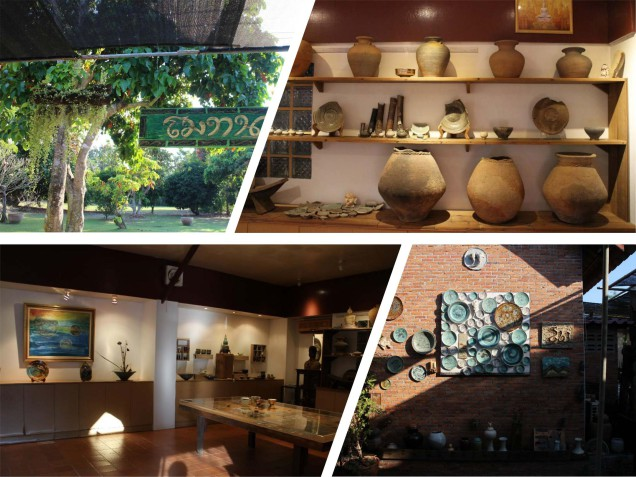 Ceramic classes in Thailand - Creative Tourism Activities