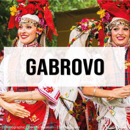 Gabrovo Creative Tourism Destination