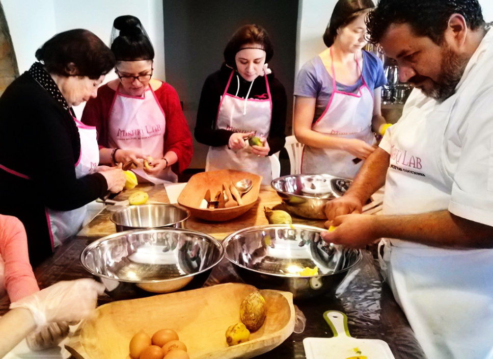 HERITAGE COOKING WORKSHOPS AT MISHKILAB IN QUITO Creative Tourism