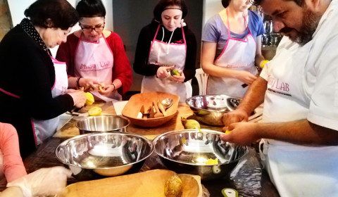 HERITAGE COOKING WORKSHOPS AT MISHKILAB IN QUITO