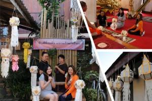 Lantern Making in Thailand