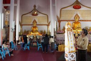 Merit Creation in Thailand