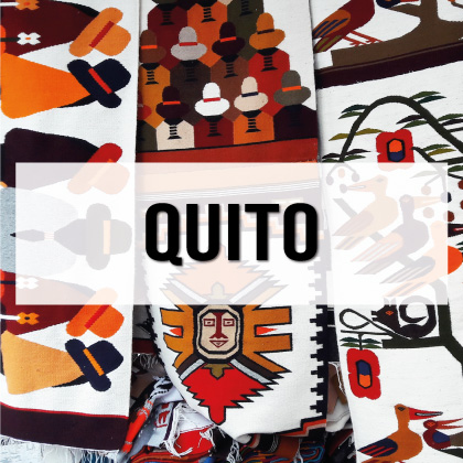 Quito Creative Tourism Destination