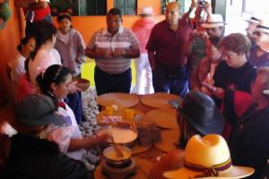 Moulin de San Juan – Production de tortillas et de biscuits à Quito