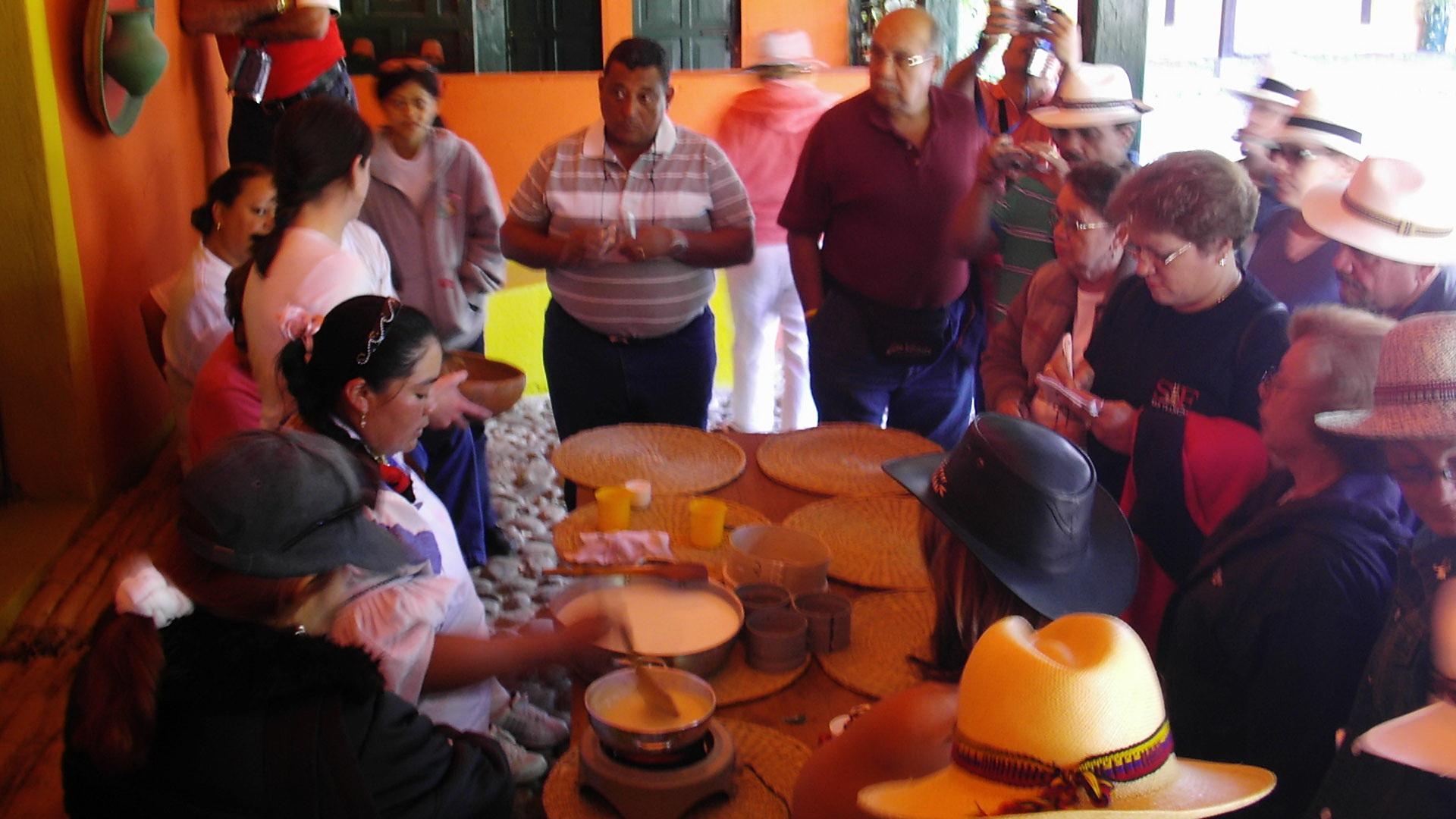 SAN JUAN MILL - PRODUCTION OF POT TORTILLAS & BISCUITS (1) Creative Tourism