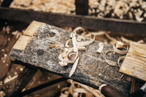 Ecole de Quito- Atelier Intarsia : incrustation de bois