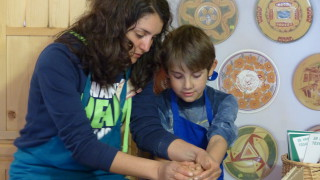 Ceramic and pottery workshop in Gabrovo, Bulgaria (Creative Tourism)