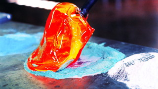 Biot-Glass Blowing Creative Experience