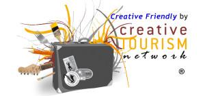 Creative Friendly Destination Label