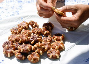 7 - Figs with almonds