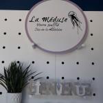 La méduse bienvenue