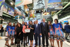 Creative Tourism Network® premia il World Olive Picking Championship come Best Creative Experience 2019 al FITUR