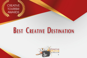 Best Creative Destination … and the winner is …
