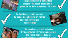 TourismeCréatif - CreativeFriendlyDestinations