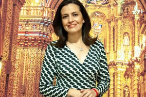 Interview with Mrs. Carla Cárdenas, General Manager at Quito Tourism Board
