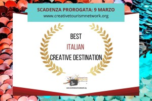 Open call: We are looking for the Best Italian Creative Destination! – Extended Deadline
