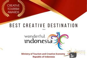 Wonderful Indonesia: MeilleureDestinationCréative au Monde