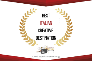 THE BEST ITALIAN CREATIVE DESTINATION IS…