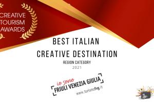 Best Italian Creative Destination Awards: intervista a Sergio Emidio Bini, assessore al Turismo del FVG