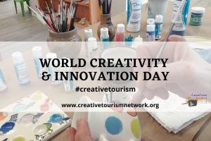 Le Tourisme Créatif célèbre la Journée Mondiale de la Créativité et de l'Innovation