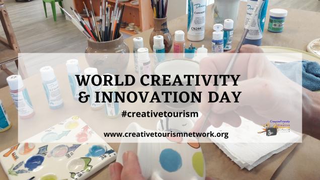 TW- World Creativity and Innovation Day
