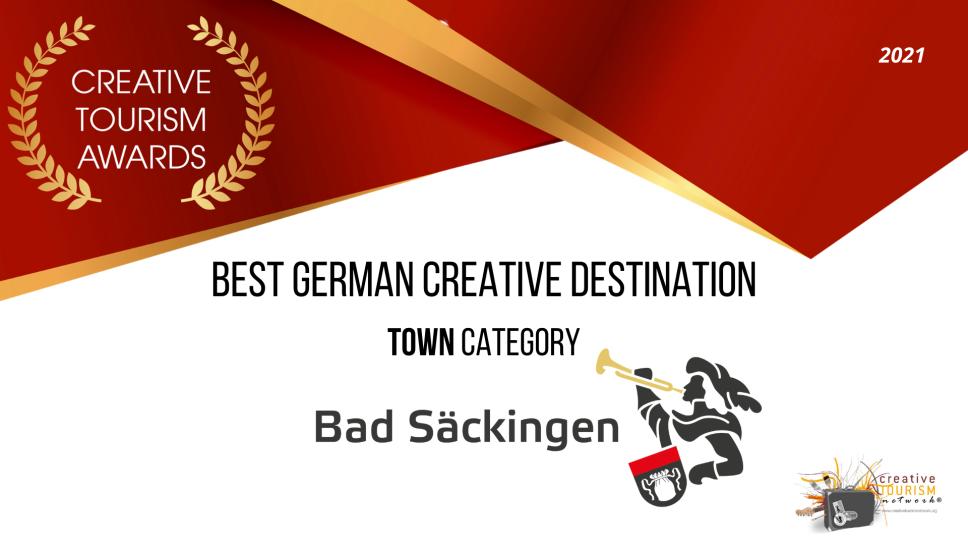 Best German Creative Destination Town(1)