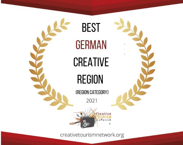 Best German Creative Region