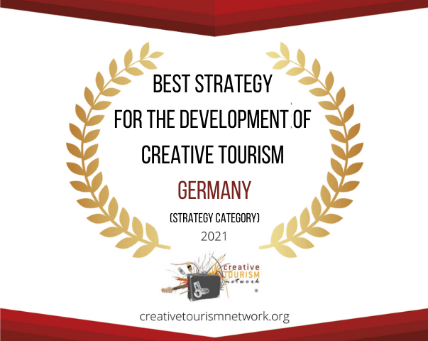 Best Strategy for the Development of Creative Tourism Germany