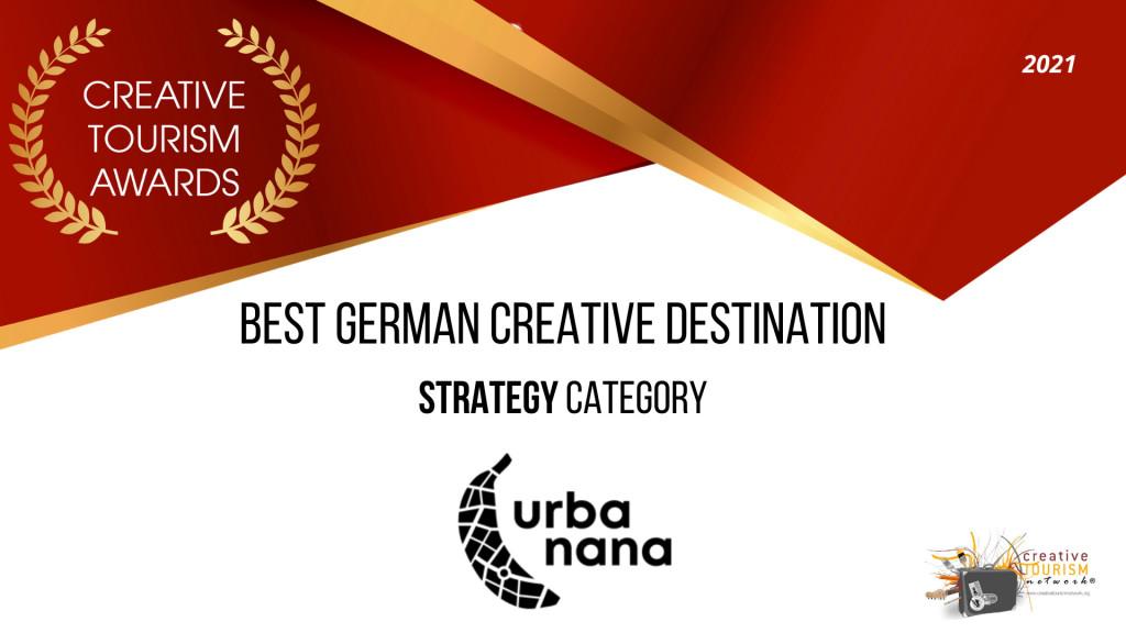 Best German Creative Destination Strategy