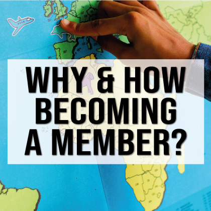 Become a member of the Creative Tourism Network