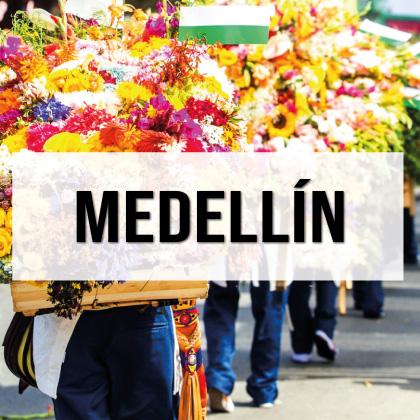 Medellin Creative Tourism Destination